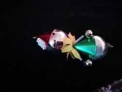 Gyűjteményből igazi antik karácsonyfa díszek 4.