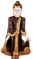 Buddha fa szobor