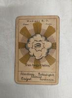 Modiano S. D. FIUME jóskártya (29 db)