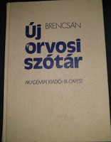 Brencsán: új orvosi szótár