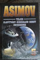 Asimov: teljes Alapítvány birodalom robot univerzum 5.