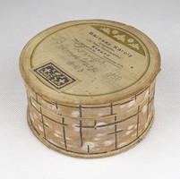 0X310 Antik Barcsay Károly gyógyszeres doboz