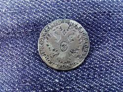 Ausztria I. Ferenc .346 ezüst 3 Krajcár 1820 A/id 9380/