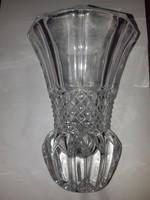 "WMF Vintage ""körömvirág"" kristály váza"
