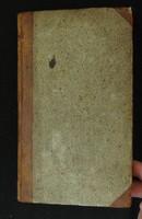 Osztrák gyógyszerész könyv 1795