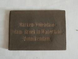 Képeslapok - Volendam 12 db