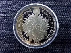 Magyar tallérok utánveretben II. József tallérja .999 ezüst PP/id 10022/