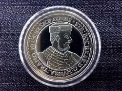 Magyar tallérok utánveretben Bocskai István tallérja 1605 .999 ezüst PP/id 10025/