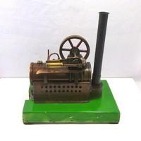 Gőzgép,Mozdony ,vasút  ,vonat ,máv  makett   modell  100.000 forint