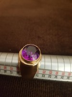 14.kr.  gyönyörű arany gyűrű