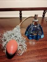 Régi parfümös üveg