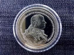 Magyar tallérok utánveretben Batthyány Károly herceg tallérja 1764 .999 ezüst PP/id 10028/