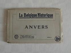 Képeslapok - Antwerpen 1925 10 db