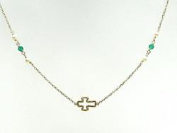 Arany collié (Kecs-Au80773)