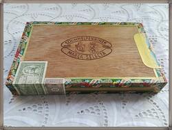 Schimmelpenninck Marca Selecta fa szivaros doboz