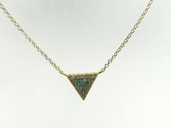 Arany collié (Kecs-Au80721)