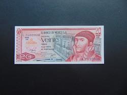 20 peso 1977 Mexikó UNC !