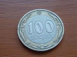 KAZAHSZTÁN 100 TENGE 2006 BMETÁL #