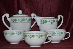 Keleti teás készlet darabok ( DBZ 0039 )
