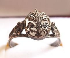 Magyar 925 ezüst női gyűrű