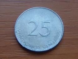 KUBA 25 CENTAVOS 1988 TURISTA INTUR ALU. #