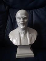 Herendi Lenin Mellszobor Pecsétes jelzéssel