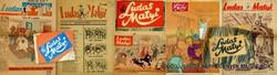 1981 július 9  /  Ludas Matyi  /  SZÜLETÉSNAPRA RÉGI EREDETI ÚJSÁG Szs.:  6889