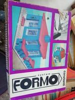 Formo számlogika képeken látható állapotban dobozában gyűjteményből