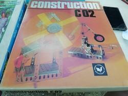 Construction co2 a képeken látható állapotban dobozában gyűjteményből