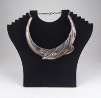 0X537 Sterling ezüst KATHY design női nyakék 55g