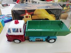 Camion dump dobozában szuper állapotban dobozában gyűjteményből