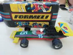 Formel 1 dobozában szuper állapotban dobozában gyűjteményből