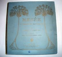 RITKA! Ludvig Blanka: Mesék picziknek és nagyoknak. Sok-sok képpel [1905] Kriesch Laura