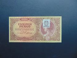 10000 pengő 1945 L 644 aUNC ! Hajtatlan bankjegy