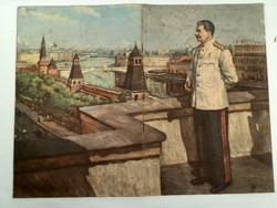 Sztálint dícsőitő kiadvány