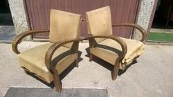 Art Deco Rumba fotel párban
