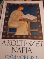 Zelk Zoltán dedikálása