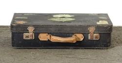 0X507 Antik kisméretű koffer utazó táska