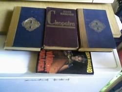 Rider Haggard könyvcsomag