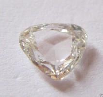 2Db Szív Rose Cut Gyémánt Ritkaság Csere Is  LEÁRAZVA !