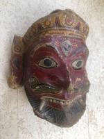18.sz indiai maszk
