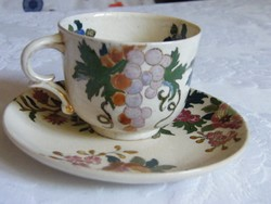 Antik Fischer I.csésze tányérral! 1880