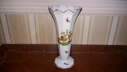 Herendi antik fácán mintás  váza