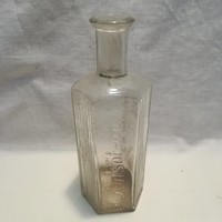 Külsőleg gyógyszeres üveg