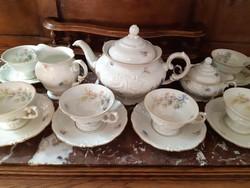 KPM Friderika porcelán(1935-45)kávés készlet