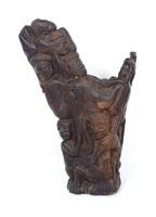 0X238 Afrikai sokalakos fafaragás 48 cm