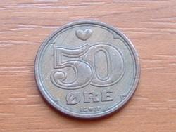 DÁNIA 50 ŐRE 1990
