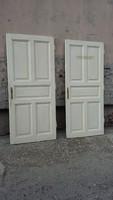 2 db kazettás ajtó