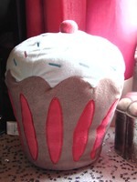 Muffin párna