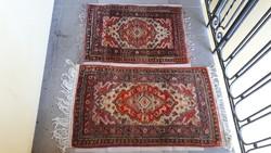 2db Kézi csomózású perzsaszőnyeg